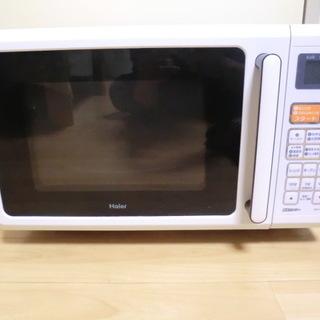 ハイアール製オーブン電子レンジ