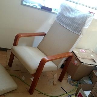 【商談中ナウ】【3月いっぱいで処分】電位治療器 専用椅子 絶縁いす...