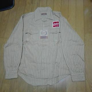 コカコーラ制服ユニフォーム80年代M未使用その1