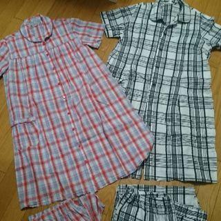 マタニティーパジャマ Lサイズ 2セット 半袖 長ズボン