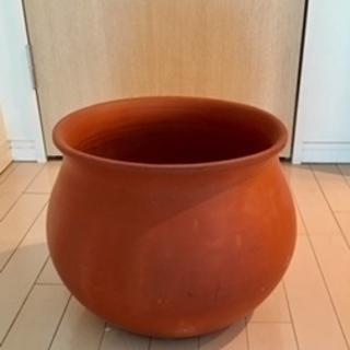 インテリアが映える観葉植物用 陶器の鉢