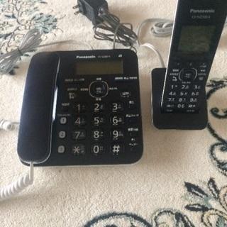 パナソニック電話機  子機1台付