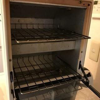 (取引中)新生活に♪無印良品 オーブントースター 縦型 MJ-OTL10A MUJI − 東京都