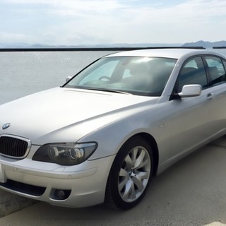 BMW 740i E65 車検31年8月まで 44000km