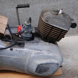 トーハツ 2st LA125ccエンジン