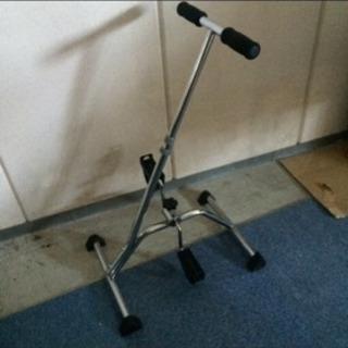 自転車型運動器具