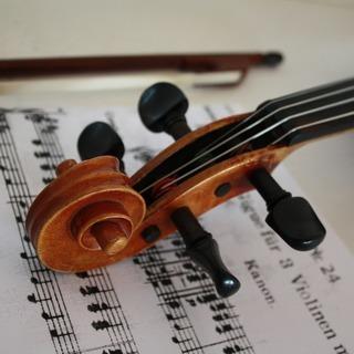 大人のためのヴァイオリン教室です