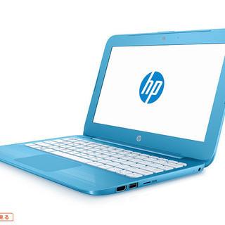 HP Stream 11-y004TU アクアブルー 新品 1年...