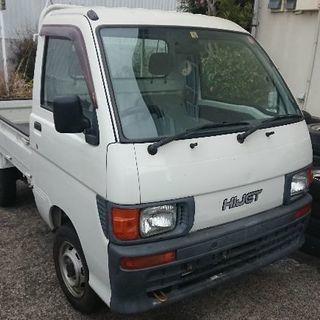 軽トラ  5MT  四駆
