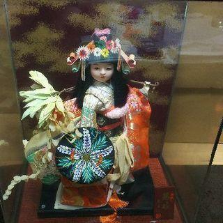 ②日本人形