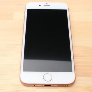 iPhone6s ローズゴールド 64GB SIMロック解除済 ...