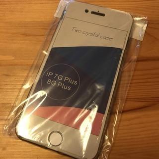 iPhone7Plus、iPhone8Plus専用シリコンケース