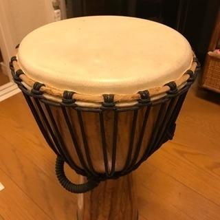 民族楽器ジャンベ