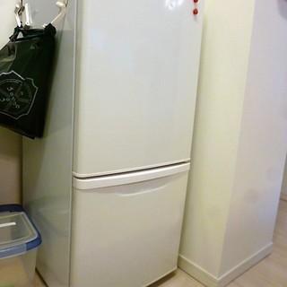 パナソニック冷蔵庫 138L  NR-BW146C  2014年製