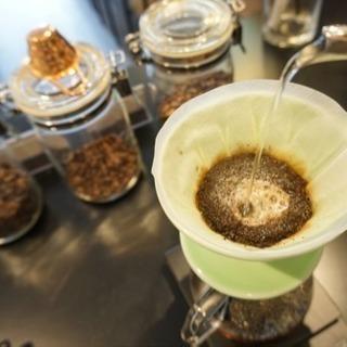 コーヒー6種類飲み比べ。