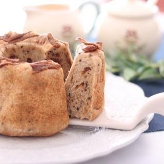 【元パン職人に学ぶ】ごぼうきな粉を作って作るパンと桜の葉を練りこ...