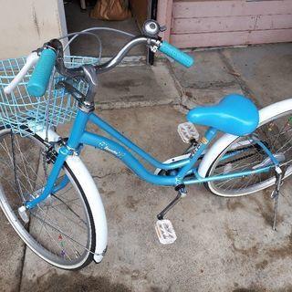 自転車、子供用24インチ