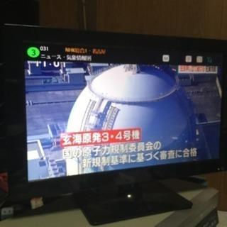 17.3V型 デジタルハイビジョンLED液晶テレビ