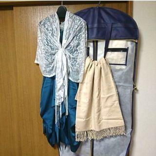 Dorry Doll ドレス (カバー、ショール、ストール付)