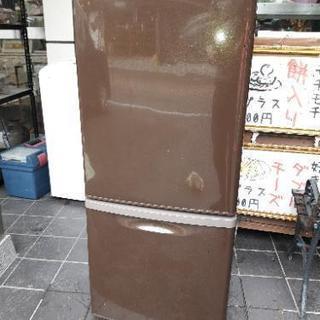 ナショナル 冷凍 冷蔵庫 NR-B140 138L 2008年 良品