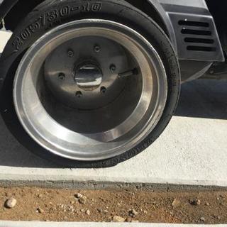 ジャイロ タイヤ バギー トライク