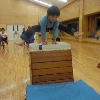 ステップスポーツクラブ  榛東体育教室  年中〜小学3年生