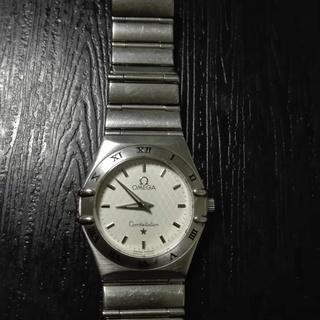 オメガ コンステレーション ミニチョイス クォーツ 腕時計 レデ...