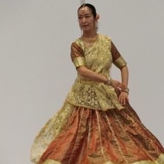 インド舞踊「カタック」ワークショップ(ダンス鑑賞+踊り体験)