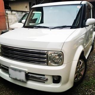 【総額 35万円】 キューブ ライダー4WD ナビ 車検2年満タ...