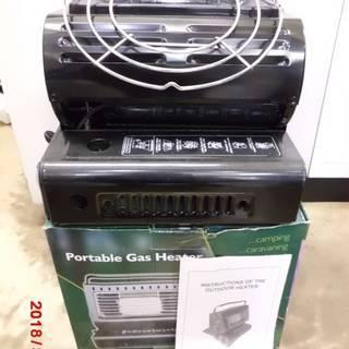 (中古品)ポータブルカセットヒーター ガスヒーター カセットコンロ