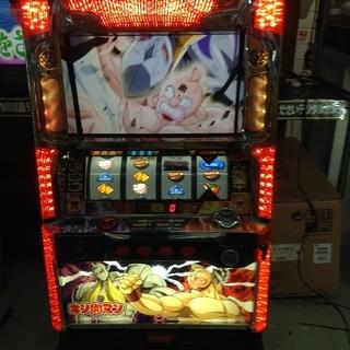 ★来店限定★山佐 パチスロ実機 キン肉マンA 中古 コイン付 20...