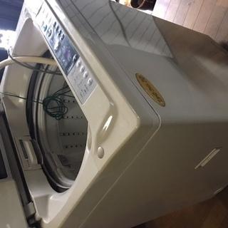 まだまだ現役。ナショナル全自動洗濯機