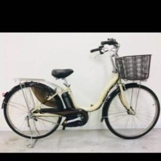 新基準ヤマハ パスナチュラ 8.9Ah 電動自転車
