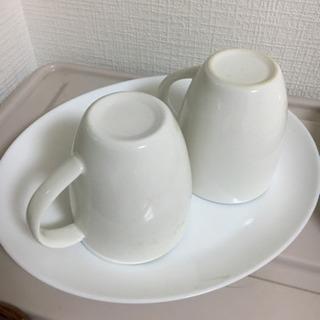 マグカップ、お皿