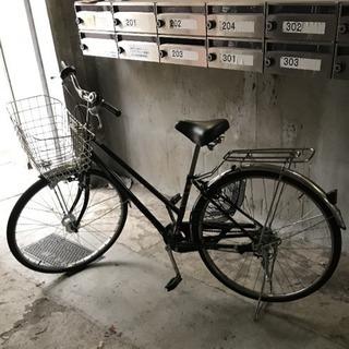 自転車(通学用)