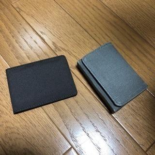 無印良品 カードケース カード入れ