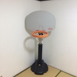 屋内・屋外兼用バスケットリング