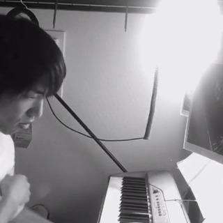 【長岡 望】3/30自由が丘hyphen  ピアノ弾き語りライブ