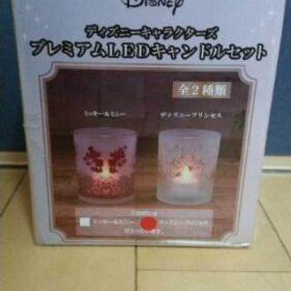★ディズニープリンセス LEDキャンドルライト★