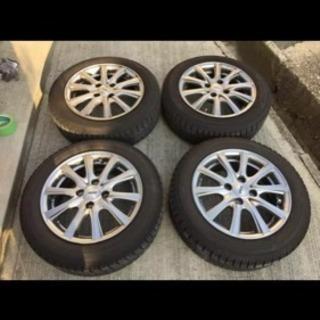 165/65R14 スタッドレス セット ice GUARD IG50