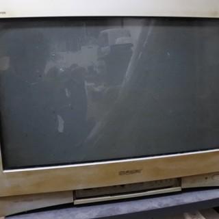SONYの大きなテレビ。まだまだ映...