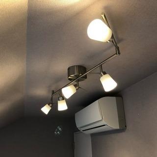 イケア シーリングライト TIDIG  LED電球