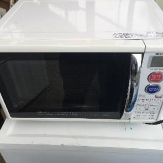2014年製造 電子レンジ、オーブン機能あり
