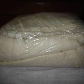 近日処分予定。直接手渡し可 布団綿 約5.5kg