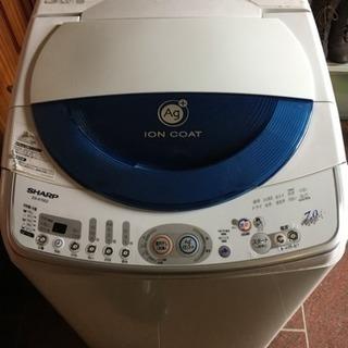 洗濯機 シャープ 7、0k