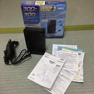 無線 LANルーター NEC Aterm WR8750N