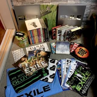 (さらに値下げました) EXILE・グッズまとめて・ CD,DV...