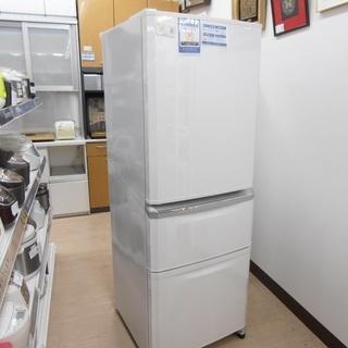 安心の6ヶ月保証付!2013年製MITSUBISHIの3ドア冷蔵庫です!
