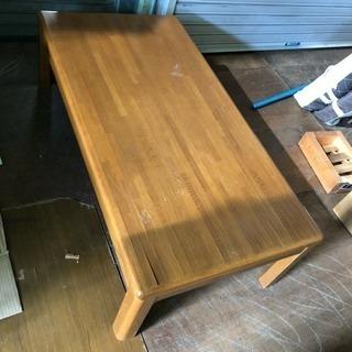 訳あり家具   長細いテーブル