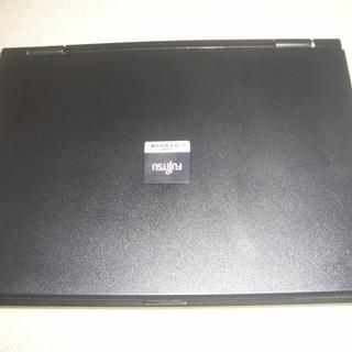 富士通  ノートパソコン FMV-A6255 すぐに使用できます